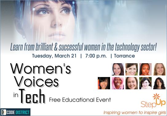 Women in Tech Code District